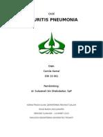 Cover Case Pleuritis