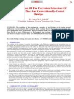 Corrosion Behaviour of Inorganic Zinc