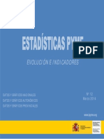 ESTADISTICAS--PYME-n14-marzo-2014