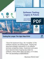 Software Testing Legacy240