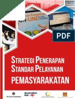 Buku Strategi Penerapan Standar Pelayanan Pemasyarakatan