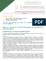 Thème 111 – Etape 2 Le Plan Le PIB Un Indicateur Pertinent Et Suffisant Pour Mesurer La Croissance Et Le Bien Être