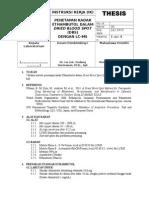 Instruksi Kerja (IK) Penetapan Kadar Etambutol Dalam DBS