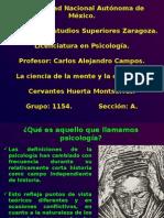 La Ciencia de La Mente y La Conducta.
