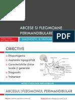 Abcese Si Flegmoane Perimandibulare