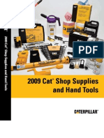 2009 Cat® Shop Supplies and Hand Tools