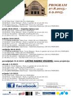 Program Kina Urania 27.8.-2.9..2015