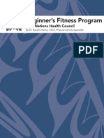 Beginners Workout Program Introduction