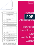 Trussed Rafter Assoc Instalation Guide 175