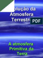 Evolução da Atmosfera Terrestre
