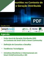 Apresentação Smart Grid