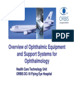 Overview of Ophthalmic Equipment