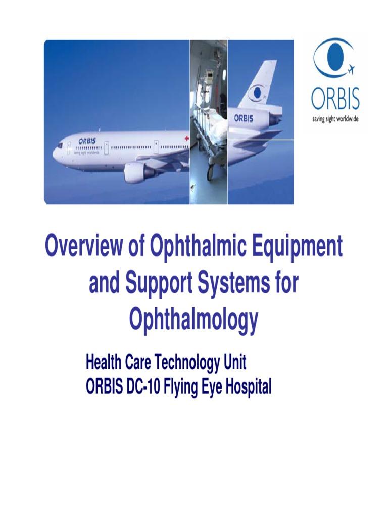 Overview of Ophthalmic Equipment | Human Eye | Cornea