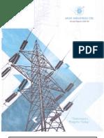 Annual Report - 2008-09