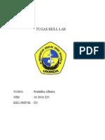 Tugas Skill Lab