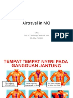 Airtravel in MCI