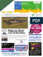 Kijk Op de Zomer - Week 35 - 26 Augustus 2015 - Editie Reeuwijk