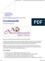 Navarathnamala RD in TMB