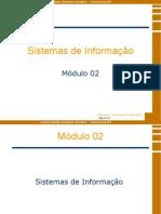 Sistemas de Informação - Módulo 2