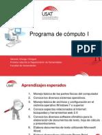 Programas de Cómputo1 USAT FT