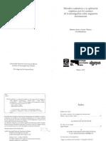 Durand, Jorge_El Oficio de Investigar_Metodos Cualitativos y Su Aplicacion Empirica