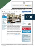 Giornale di Brescia - Dati Infopoint