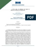 Ley 26_2015 Modificación Del Sistema de Protección a La Infancia y a La Adolescencia
