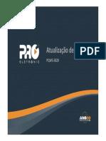 Tutorial Atualização Firmware Pqws 5820