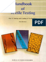 SP15_1, Testing and Grading of Textile Fibres