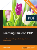 Learning Phalcon PHP - Sample Chapter