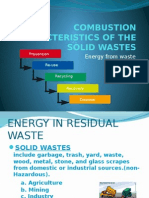 COMBUSTION CHARACTERISTICS OF THE SOLID WASTES.pptx