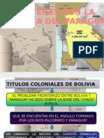 Limites Con Paraguay