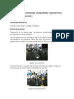 Determinación de Sulfatos en Aguas