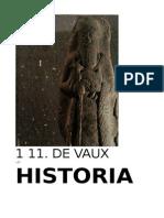 De Vaux OCR