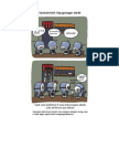 Komik Lucu Golongan Darah Sesuai Karakter Kita