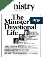 Revista Ministerio en ingles