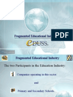 Fragmented Education