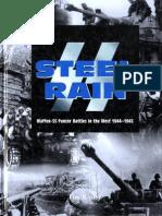 92299444 Steel Rain Waffen SS Battles in the West 1944 1945