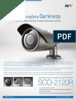 SCO 2120R Datasheet
