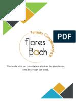 Folleto Informativo Flores de Bach