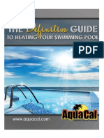 The Definitive Guide to Heating Your Swimming Pool