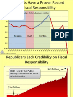 House Budget Committee Charts