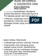 242405440 k1 Pemberian Informasi Tentang Diagnosis Dan Pengobatan