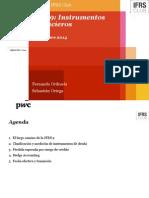IFRS 9 Instrumentos Financieros