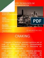 craking catalitico