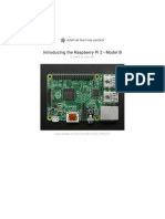 Introducing the Raspberry Pi 2 Model b