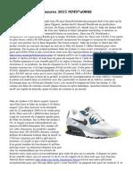 Nike Air Max Chaussures 2015 MM97u000d