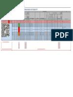 21 001-21007 Mastertabelle Teilprogramm Lärmschutz (2013 V2.00)