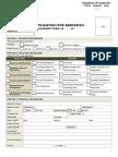 BELTEI Application Form