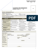 BELTEI Application Form